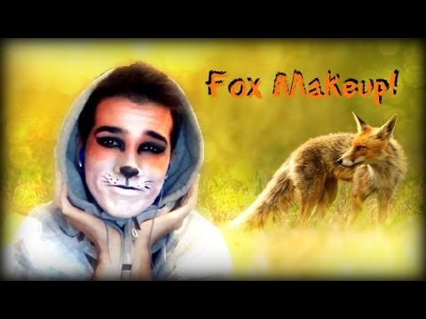 sc 1 st  YouTube & What Does The Fox Say? Fox Halloween Makeup Tutorial! - YouTube