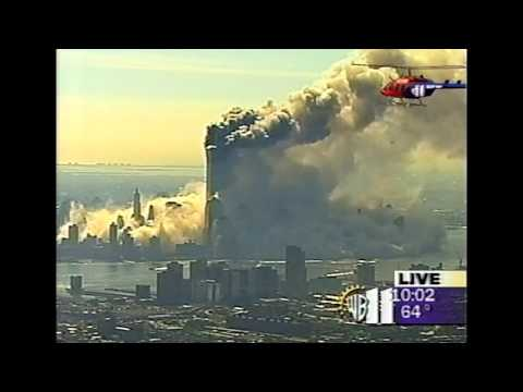 Live News Reports on 9/11 Attack From Various NYC Cable Channels (9:51 AM to 11:54 AM)