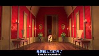 《動畫》冰雪奇緣 Frozen(插曲:愛是扇敞開的大門 Love Is an Open Door 中英文雙語字幕)BD