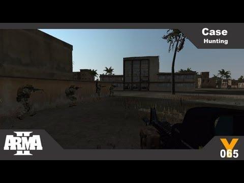 Arma 2 Insurgency- Case Hunting