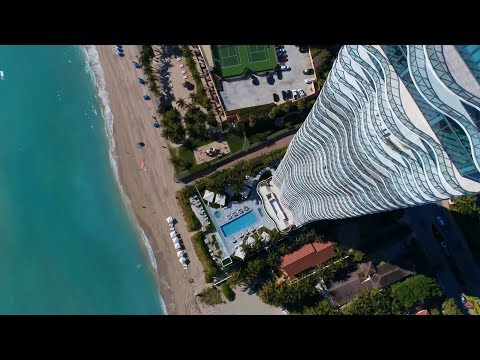 "Luxury Living South Beach 45 Million Dollar luxury Penthouse ""Regalia Miami"""