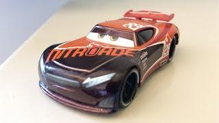 Mattel Disney Cars 3 Tim Treadless Die-cast Review