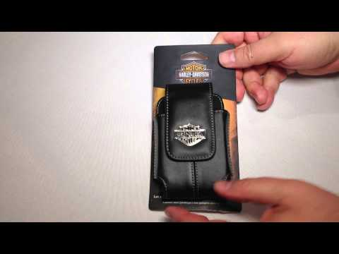 fuseplusyou-harley-davidson-black-leather-cell-phone-case-with-belt-hook-review