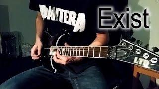 Avenged Sevenfold - Exist Guitar Cover [HD]