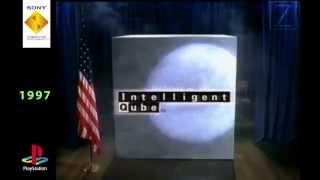 Intelligent Qube or Kurushi (1997) - TV Advert - Playstation