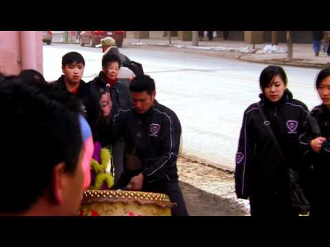 Lion Dance Drumming 2012