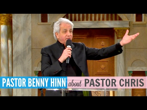 Pastor Benny Hinn about Pastor Chris' Healing Ministry (Sous