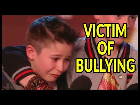 "Top 10 ""WHEN CHILDREN START to CRY on BRITAIN'S GOT TALENT!"