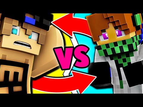 MARCY vs THEMARK vs MINECRAFT