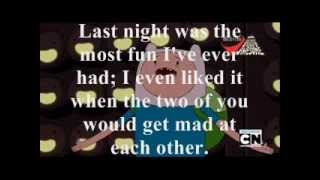 Adventure Time - What Am I To You Lyrics
