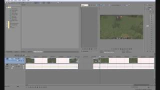 Sony Vegas Pro 11 #3 Как вырезать кусочек видео(Сегодня я расскажу вам как вырезать кусочек видео в Sony Vegas Pro 11., 2013-01-09T13:18:41.000Z)