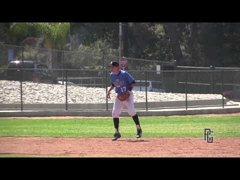 Charles Steele West Coast Top Prospect Perfect Game Showcase August 2013