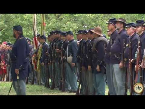 Genesee Country Village and Museum's Civil War Reenactment