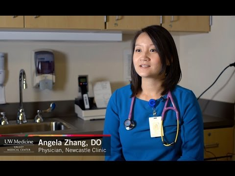 Dr. Angela Zhang, DO, Family Medicine