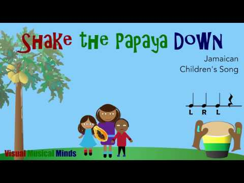 Shake the Papaya Down ~Visual Musical Minds~