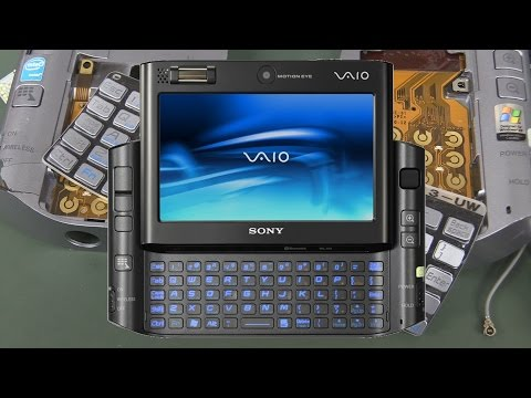 EEVblog #914 - Sony VAIO UX Micro PC Teardown