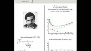 A Remarkable Formula Of Ramanujan