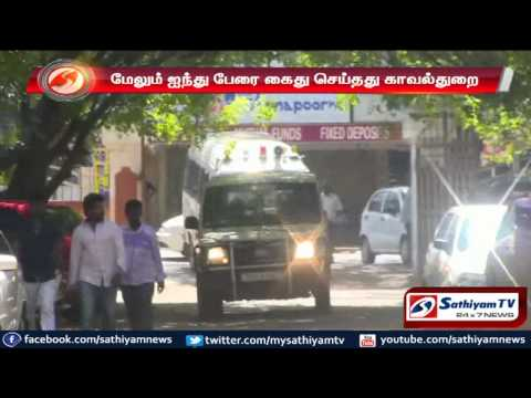 Coimbatore: Five more arrested in murder case