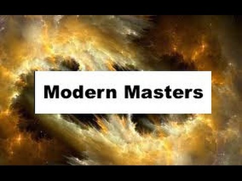 Modern Masters #1-Drafting