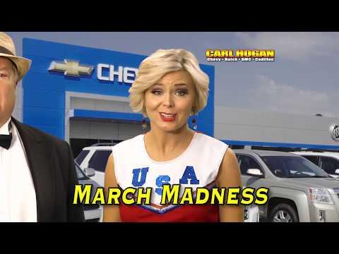 March Madness at Carl Hogan