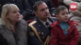 100 лет белорусской милиции в Слониме (2017)