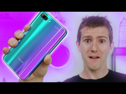 What the heck is an AI Phone?! - Honor 10 Showcase