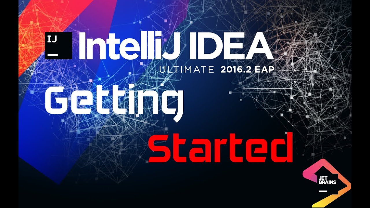 How to get started with IntelliJ on Windows 10