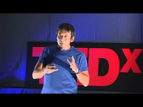 Nostalgic future | Takaharu Tezuka | TEDxMeieki (Việt Sub)