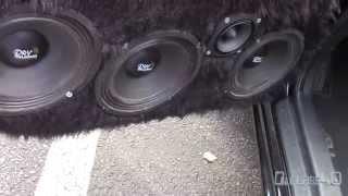 kia soul with loud prv audio doors