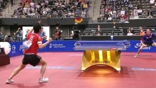 世界卓球2011 ロッテルダム 男子シングルス4回戦