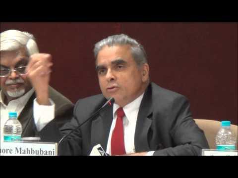 2014 K Subrahmanyam Memorial Lecture by Kishore Mahbubani