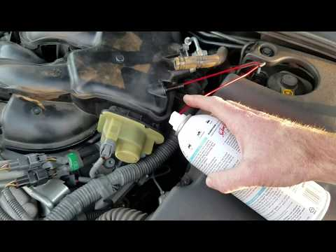 How to Seafoam a Lexus IS250 - YouTube