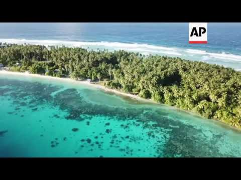 AP Travel: A Minute in the Marshall Islands