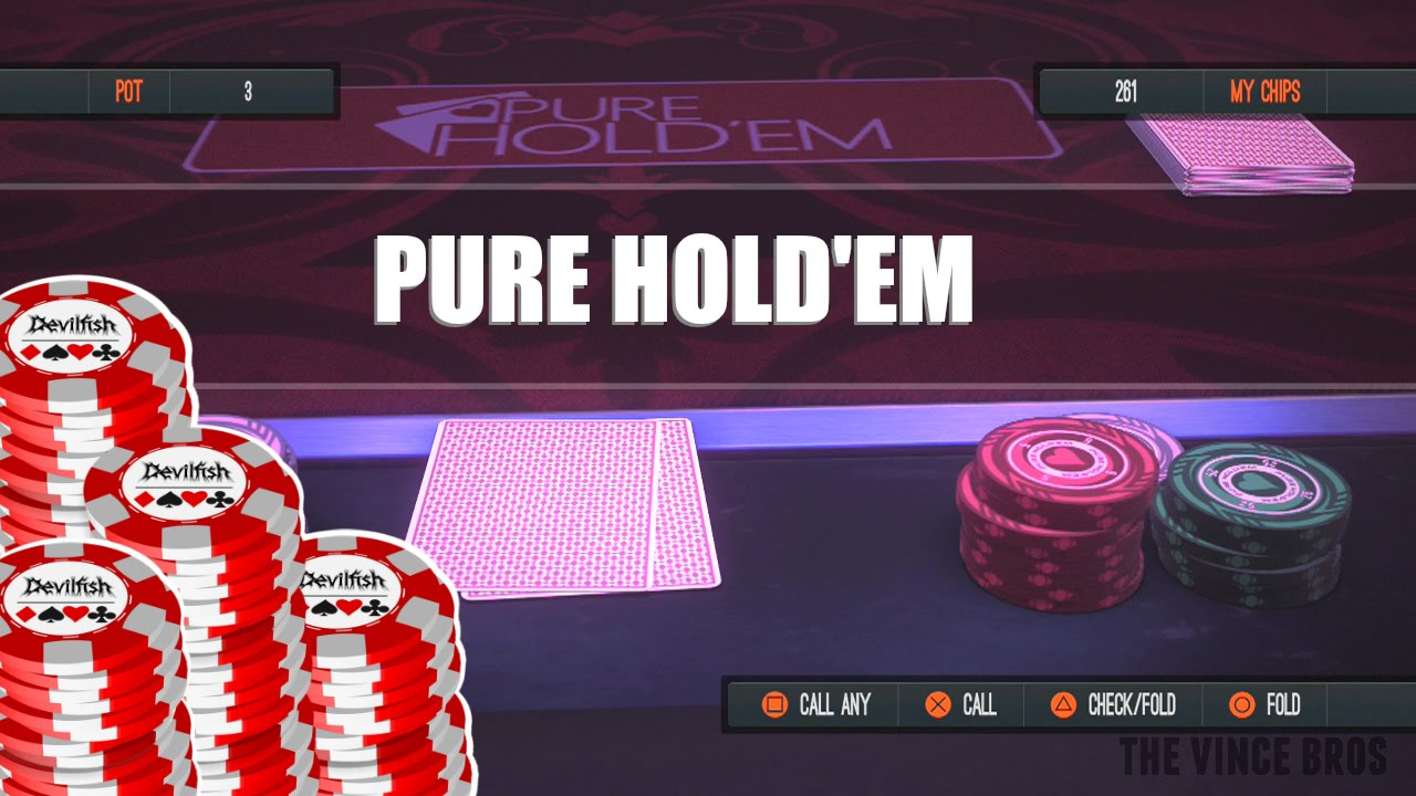 Pure poker ps4 review cocktail james bond casino royale