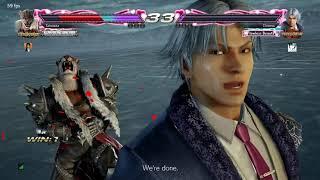 Download Video Tekken 7: Lee Chaolan Comeback (Rage Art Combo) MP3 3GP MP4