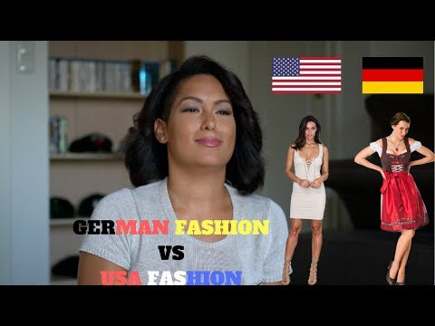 HOW MY FASHION HAS CHANGED SINCE LIVING IN GERMANY