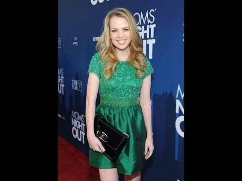 Abbie Cobb on the RED CARPET