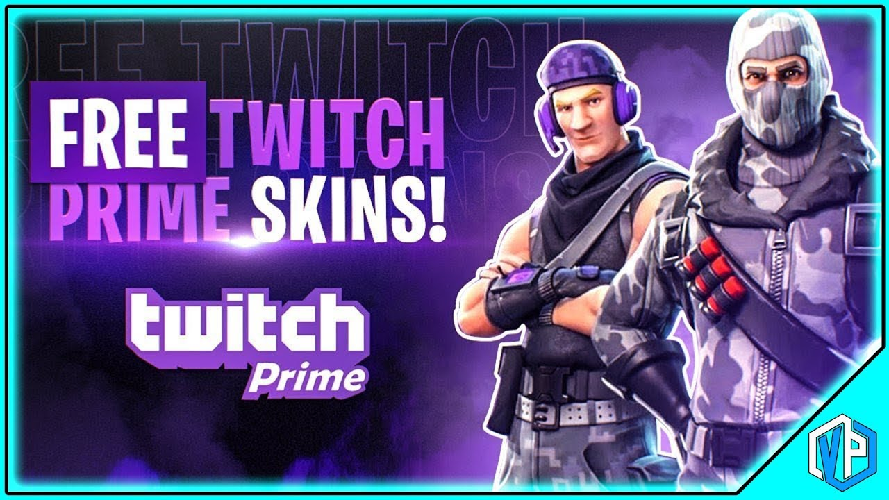 NEW* Fortnite TWITCH PRIME LOOT - How To Get NOW!!! - YouTube