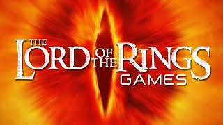 Which are The Best LotR Video Games? Most Lord of the Rings Games are Great!