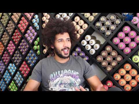 Rencontre avec le street artiste Reda Bahrani