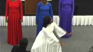 Great Is Your Mercy - NCWC Anointed for Praise Dance Ministry