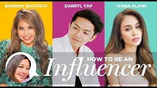 YouTube Stars: How To Be An Influencer