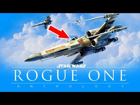 Star Wars Rogue One:  New LEAKED Photos and Trailer Release Date NEWS (BessY)