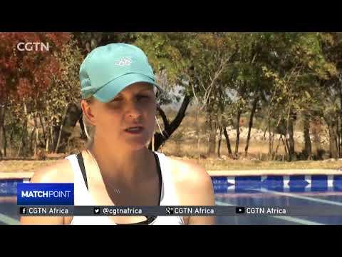 Olympic medallist helps to steer kids towards sports in Zimbabwe