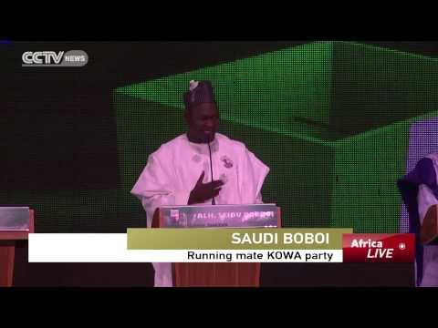 Nigeria's VPs Debate