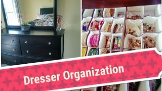 Bedroom organization | dresser organization in TAMIL | Jewellery organization with tips and ideas|