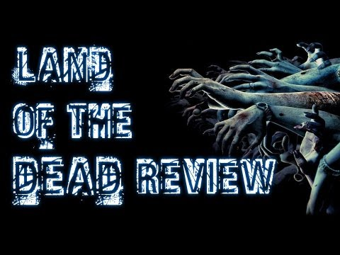 Land of the Dead Review poster