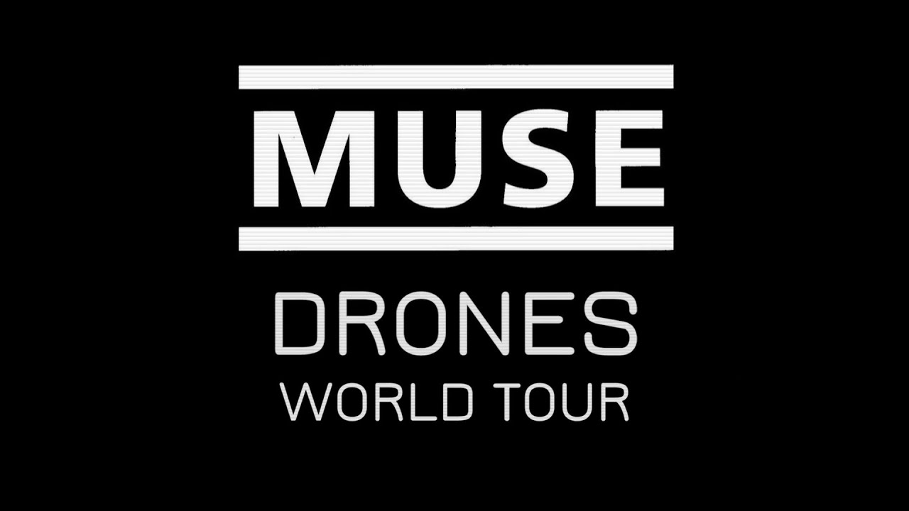 MUSE — Drones World Tour 2015/16 [Official Trailer]