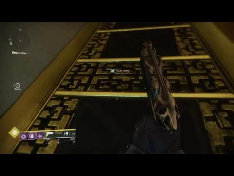 destiny 2 raid secret code youtube
