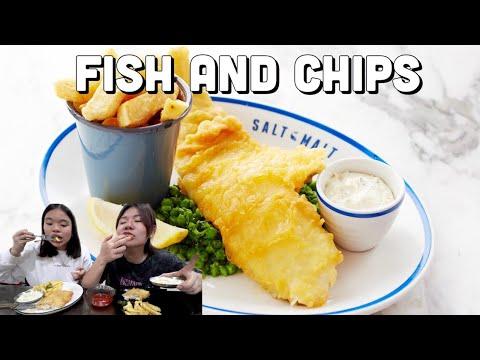 RESEP FISH AND CHIPS RENYAH TANPA SODA,PRAKTIS DAN ENAK BINGITT!!! FEAT ELLEN SANTOSO